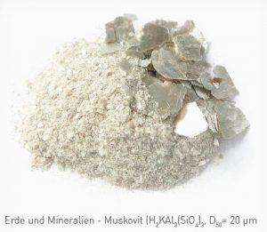 Erde und Mineralien